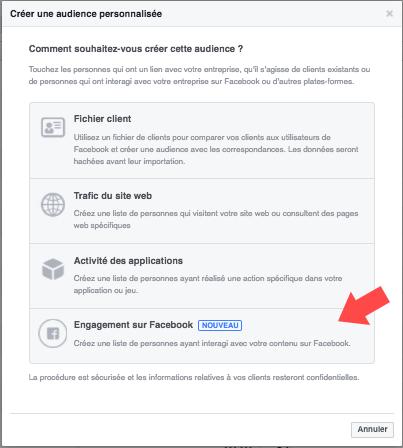 Audience-personnalisée-Facebook