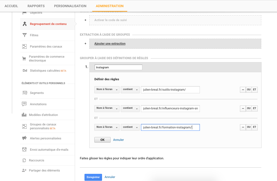 Comment configurer Google Analytics ?