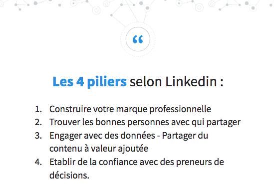 Les-4-piliers-sur-Linkedin
