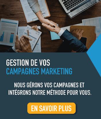 Gestion de vos campagnes marketing Linkedin