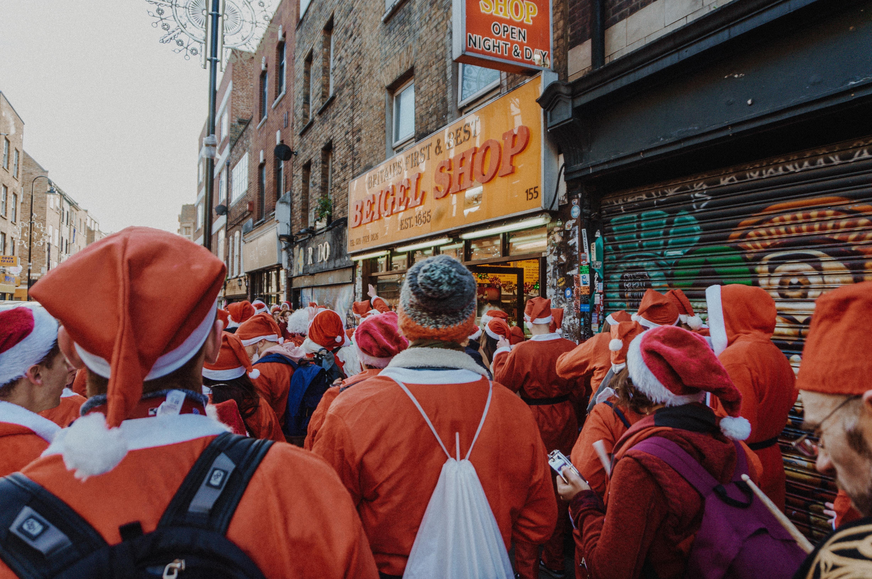 L'histoire du Père Noël est fausse et pourtant...