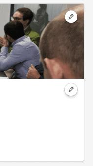Modifier page entreprise