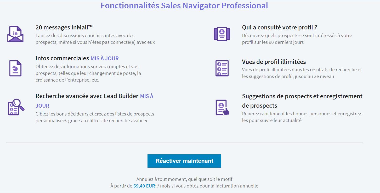 Linkedin-sales-navigator-avantages