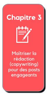 Maîtriser la rédaction copywriting pour des posts engageants