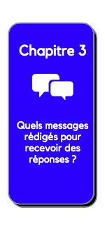 Messages a rediger linkedin - chapitre 3